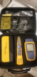 Fluke Networks Ms2 kit Microscanner Pro2 Cable Tester Kit