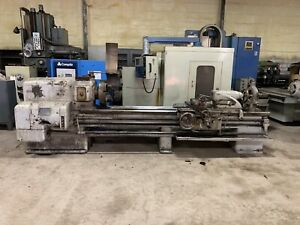 American Tool Works Pacemaker Lathe 24 X 96
