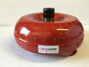 Red Diamond Holden Trimatic powerglide V8 2000 2200 Rpm Histall Torque Converter