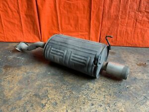Oem 2003 03 Acura Rsx Type S Axle Back Exhaust Muffler With Tip K20a2