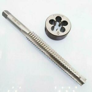 1set Tr20 X 4 Trapezoidal Metric Hss Left Hand Thread Tap And Die