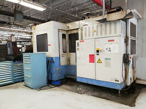 Mazak Fh880 Cnc Horizontal Mill Machining Center For Sale