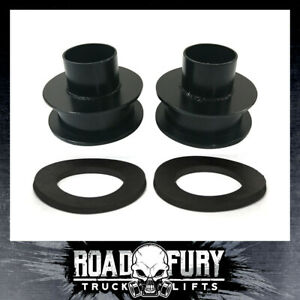 2 5 Front Leveling Lift Kit For 05 19 Ford F250 F350 Super Duty 4wd