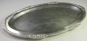 925 Sterling Silver Serving Tray