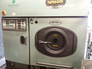 Union Gh760 60 Greenearth Or Hydrocarbon Cleaning Machine Price Reduced