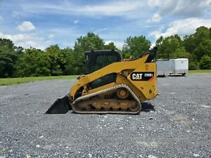 2012 Cat 299d2 Xhp Track Skid Steer