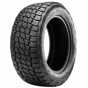 1 New Nitto Terra Grappler G2 117t 65k Mile Tires 2755520 275 55 20 27555r20