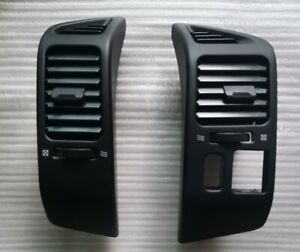 Pair Left Right Panel Dash Air Outlet Vent Mitsubishi Pajero Montero 2001 2006
