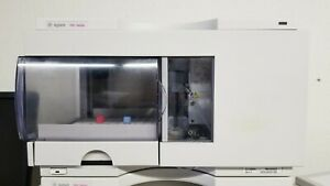 Agilent Hplc Autosampler 1389a Micro Als And Thermostat G1330a High Performance