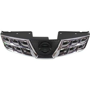 Grille For 2011 2013 Nissan Rogue 2014 2015 Rogue Select Plastic