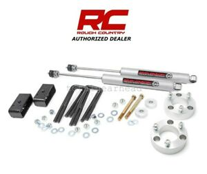 Rough Country Lift Kit In Stock, Ready To Ship | WV Classic