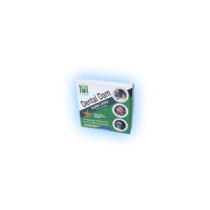 Coltene Whaledent H04240 Hygenic Rubber Dental Dam 5 X 5 Thin Green 364 bx