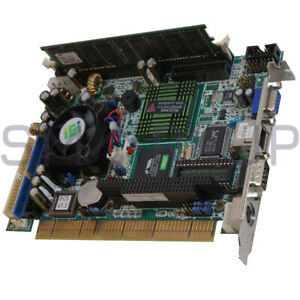 Used Tested Iei Pcisa c800evr rs 1g r20 sam V2 0 Single Board Computer Cpu