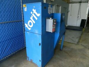 Donaldson Torit Dust Collector Model Vs 1500 With Down Draft Table