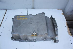 2016 2019 Ford Explorer 2 3l Lower Engine Oil Pan rm15