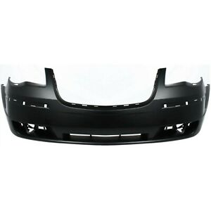 New Primered Front Bumper Cover For 2008 2009 2010 Chrysler Town