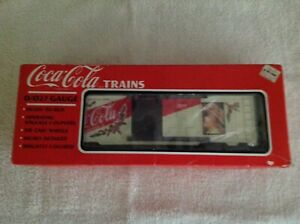 K-LINE K6471 COCA-COLA BOX CAR  (1992), NEW IN BOX
