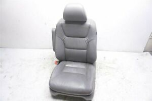 2008 2009 2010 Honda Odyssey 3 5l Front Left Driver Seat Gray 04815 shj a42ze