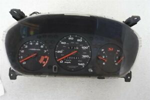 1999 2000 Honda Civic Coupe Si Speedometer Instrument Cluster 78115 s01 l01