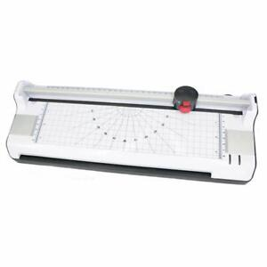 A3 A4 Hot cold Thermal Laminator Laminating Machine 2 Roller System Jam Release