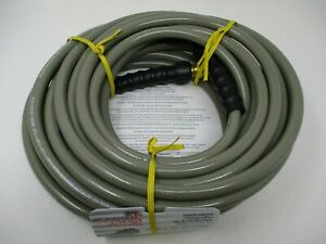 Pressure Washer Hose 50 Foot M22 End Make Connector Included Replacement 5 16