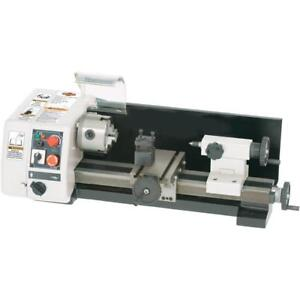 Shop Fox M1015 6 X 10 Micro Lathe 1 5hp 110v new In Crate