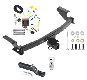 Trailer Tow Hitch For 13 16 Mazda Cx 5 Complete Package W Wiring Kit