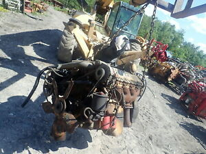 Caterpillar 3208 Diesel Engine Good Runner Gmc Truck Ford V8 Cat