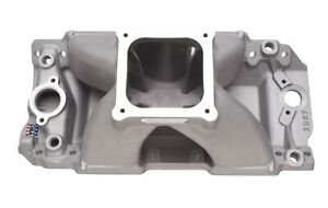 Edelbrock 2897 Intake Manifold Fits Big Block Chevy Tall Deck 10 2