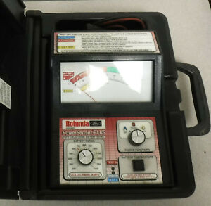 Ford Rotunda Midtronics Electronic Battery Tester 162 00002