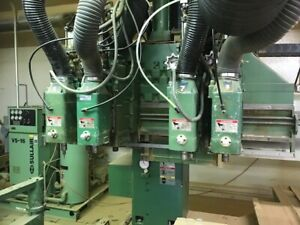 Shoda Twin Table Cnc Router woodworking