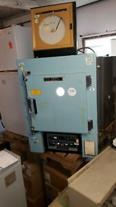 Blue M 0v 560a 3 Lab Oven 120v Temp To 400 f W chart tested Good ships Freight