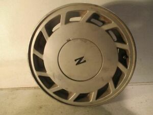 15 Aluminum Wheel With Center Cap For 88 89 Nissan 300zx