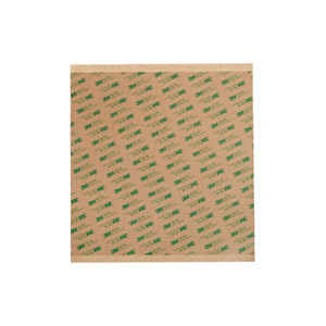3m Adhesive Transfer Tape 468mp Clear 24 In X 60 Yd 5 Mil