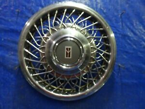 1992 To 1995 Oldsmobile 88 98 15 Inch Wire Spoke Hubcap Wheel Cover B