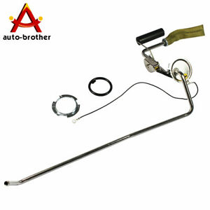 Stainless Steel Gas Fuel Tank Sending Unit 3 8 For Chevy Nova Ventura Camaro