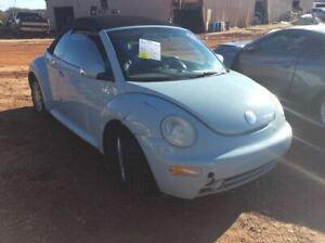 Rear View Mirror With Digital Clock Fits 02 05 Beetle 1468335