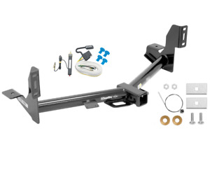 Trailer Tow Hitch For 15 19 Ford F150 All Styles W Wiring Harness Kit Plug Play