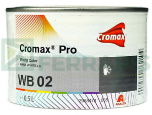 Cromax Pro Wb02 Base Matte Dupont For Mixing Machine Car Body Car Paint By 1lt