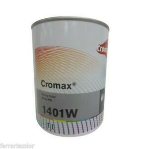 Cromax W1401 Dupont Base Matte Water 1lt Car Body Car Mixing Machine Paint