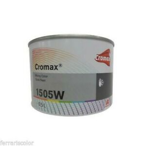 Cromax W1505 Dupont Base Matte Water 0 5 Lt Car Body Car Color Paint