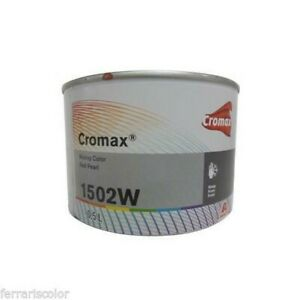 Cromax Coating Materials Bases Matte 1502w Red Pearl L 0 5
