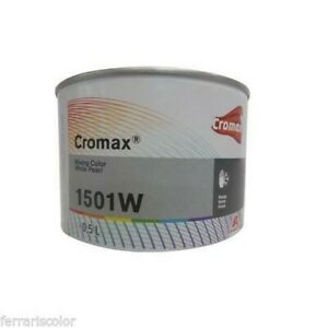 Cromax W1501 Dupont Base Matte Water 0 5 Lt Car Body Car Color Paint