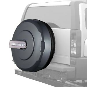 For Hummer H3 06 10 33 Xtreme Series Graphite Metallic Spare Tire Cover