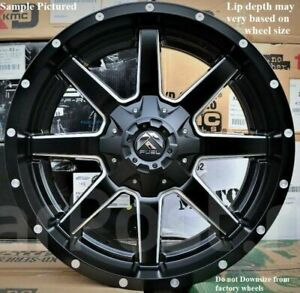 4 New 20 Wheels Rims For Ford F 250 2015 2016 2017 2018 Super Duty 3983