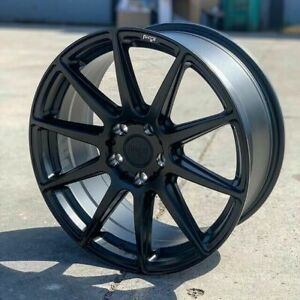 4 New 19 Staggered Rims Wheels For 2013 2014 2015 Camaro Ls Lt Rs Ss Only 5750