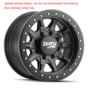 4 New 17 Wheels Rims For Ford F 350 2010 2011 2012 2013 2014 Super Duty 1037