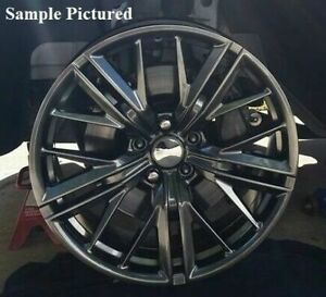 4 New 20 Staggered Rims Wheels For 2013 2014 2015 Camaro Ls Lt Rs Only 5675