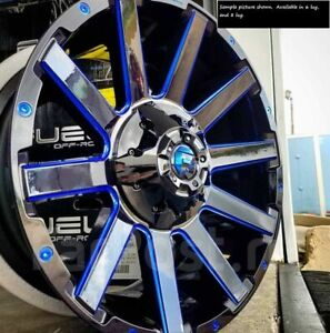 4 New 20 Wheels Rims For Ford F 250 2015 2016 2017 2018 Super Duty 3961