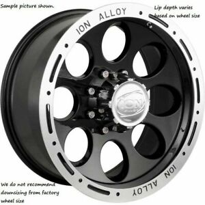 4 New 17 Wheels Rims For Ford F 250 2005 2006 2007 2008 2009 Super Duty 1025